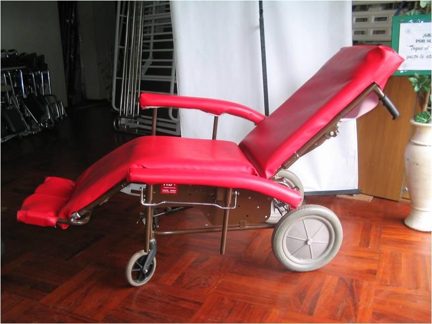 Silla de ruedas reclinable sill n de ruedas reclinable - Sillones reclinables precios ...